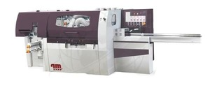 Четырехсторонние станки  МО 230/5U - RM Group, Италия  (шп. 4, макс. сечение 230*120 мм, мощность  33,37,  кВт, n=6000 об/мин)