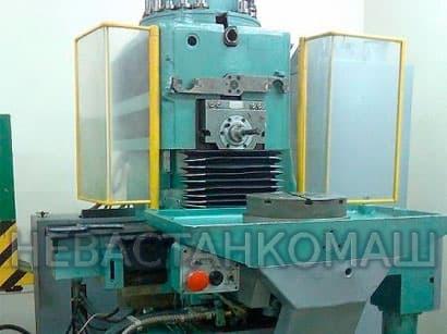 МС12-250 - Станки горизонтально-фрезерные консольные универсальные, рис.1
