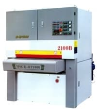 MSG R-RP 1000 - Калибровально-шлифовальный станок (мах рабочая ширина 1000 мм), Китай