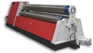 Трехвалковая гидравлическая листогибочная машина Davi MCO 3041
