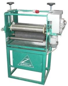 Станок для вальцового нанесения материалов  V-500 (клей ПВА, Масло/Воск, УФ-масло, бейц)