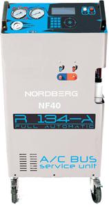 Автоматическая установка для заправки кондиционеров автобусов Nordberg NF40