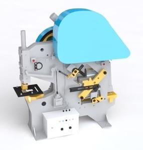 Пресс-ножницы комбинированные НГ5222 механические