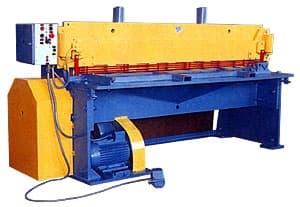 НГМ 6,3x2000 - Ножницы гильотинные механические (лист 6,3х2000 мм)