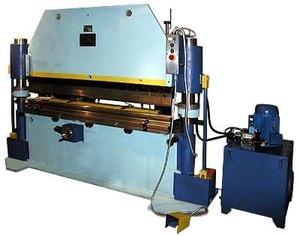 НИ1424 - Пресс листогибочный (Усилие - 30 тн., Длина стола 1600 мм.)