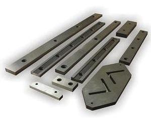 Ножи для гильотинных ножниц, пресс-ножниц и станков для резки арматуры