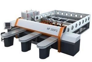 Форматно-раскроечный центр NP-330F с ЧПУ