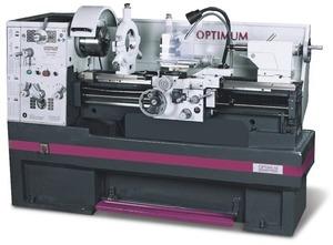 Opti D420x1500 - Станок токарно-винторезный (d=420мм, ГАП=590 мм., РМЦ=1500мм.)