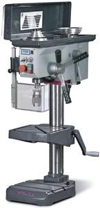 B24H Vario - Сверлильный станок OPTIMUM, диаметр сверления до 24 мм.
