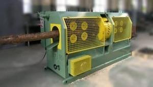 Оцилиндровочный станок DNAA-140 - ( Диаметр используемого сырья 40-140 мм ) Польша