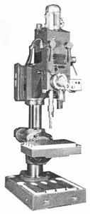 2Д132МФ2 - Координатно-сверлильный  станок