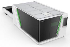 Промышленный лазерный раскроечный комплекс для резки металла с ЧПУ Bodor P3015-3кВт с волоконным лазером IPG