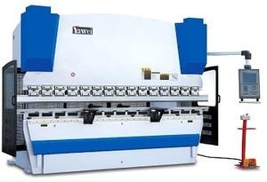 Гидравлический листогибочный пресс с ЧПУ Smd PBB-160/4100