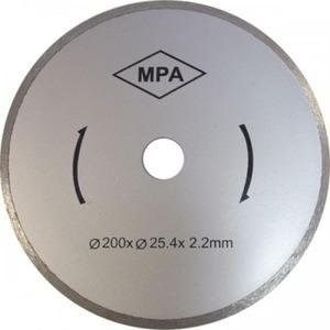 Круг алм ф200x25,4мм К 464, К 460-680