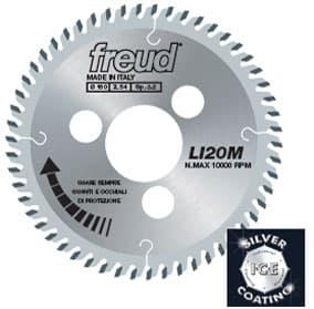 Пила дисковая  LI20M. FREUD подрезной серии LI