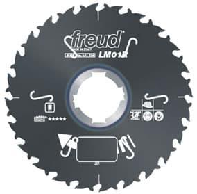 Пила дисковая LM01R. Freud для многопильных станков