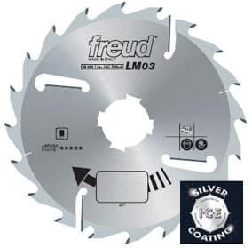 Пила дисковая LM03. Freud для многопильных станков