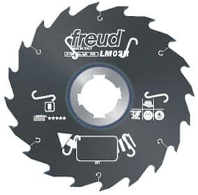 Пила дисковая LM03R. Freud для многопильных станков