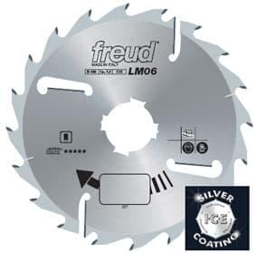 Пила дисковая LMO6. Freud для многопильных станков