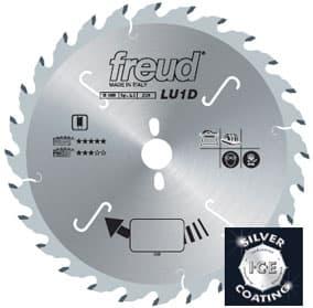 Пила дисковая LU1D. Freud универсальная