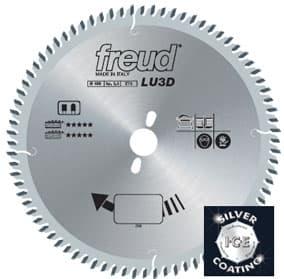 Пила дисковая LU3D. Freud для форматно-раскроечных станков