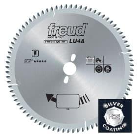 Пила дисковая LU4A. FREUD для пластика