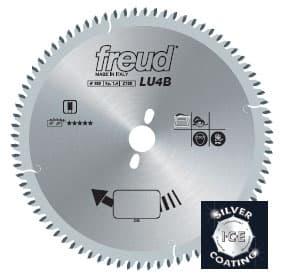 Пила дисковая LU4B. FREUD для пластика