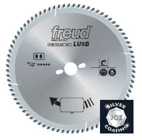 Пила дисковая LU5B. FREUD для цветных металлов
