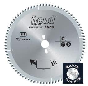 Пила дисковая  LU5D. FREUD для цветных металлов