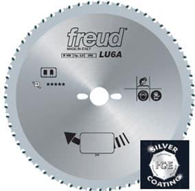 Пила дисковая LU6A. FREUD для стальных профилей