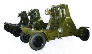 Пилорама рамная передвижная ЛРВ-1