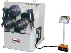 PMB - 245 H - Станок для гибки профиля и труб