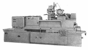 ХШ3-02 - Круглошлифовальный станок