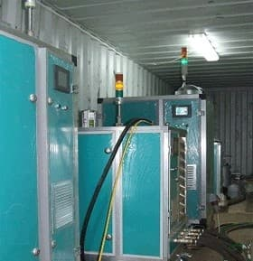 Пост-Колор Макси - Промышленная установка (Китай)