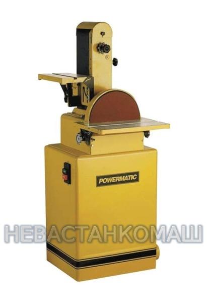 Тарельчато-ленточный шлифовальный станок Powermatic 31A  400 В, рис.1