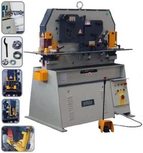 HKM 45 - Пресс-ножницы комбинированные (Мощность двигателя - 4 кВт., масса - 1300 кг.)