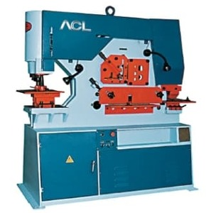 Пресс-ножницы комбинированные Acl Q35Y-20