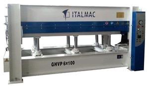 Пресс горячий ITALMAC GHVP 6x100