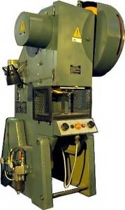 Прессы однокривошипные простого действия открытые усилием от 10 до 63 тс включительно КД2122Г