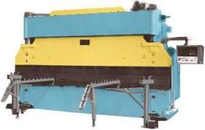 И1432А - Пресс листогибочный гидравлический (усилие 160 т)
