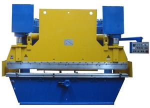 ИБ1431Б - Пресс листогибочный гидравлический (усилие 125 т)