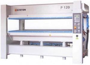 Пресса с плоскими плитами P90, P120, P160 - (STETON, Италия, макс. усилием от 90 до 160 т.)