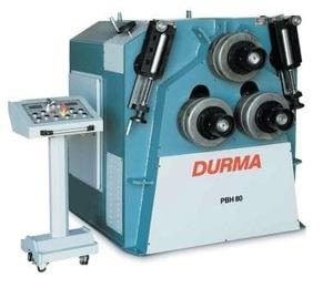 Профилегибочные станки гидравлические фирмы Durma, модели РВН 180, РВН 240, РВН 300, РВН 360