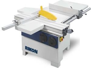 RIKON PS-315X - Форматно-раскроечный станок  (ролики. L-3200мм, 4,0+0,55кВт, 350(30), 120(20), 0-45°, 560кг. )