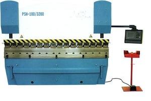Листогибочный пресс c ЧПУ ACL PSH-250/2500