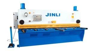 QC11К 13/3100 (Толщина - 13 мм., Длина стола 3100 мм.) Гильотинные ножницы JINLI