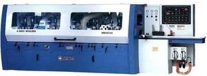 Четырехсторонние станки QMB623H (шп. 6, сечение 230*200 мм, мощность 70,75 кВт, n=6800 об/мин, m= 6000 кг) Qing Cheng Machinery, Китай