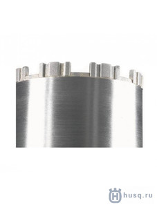 Коронка алмазная Husqvarna D1235 102 мм
