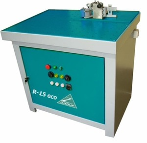 R-15 eco - Кромкооблицовочный ручной  станок универсальный (Толщина кромочного материала от 0.4 до 3.0 мм ) Украина