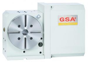 Одноосевой поворотный стол ЧПУ RCT-250R GSA+ для станков с роликовой передачей
